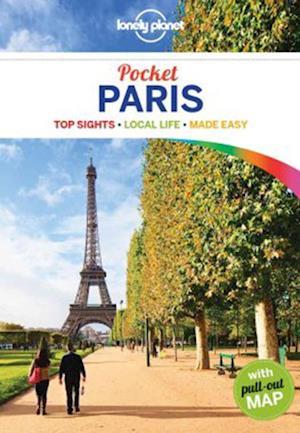 Bog, paperback Lonely Planet Pocket Paris af Lonely Planet