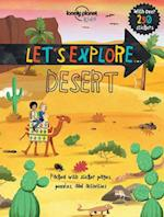 Let's Explore Desert (Lonely Planet Kids)