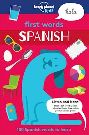 Bog, paperback First Words - Spanish af Lonely Planet