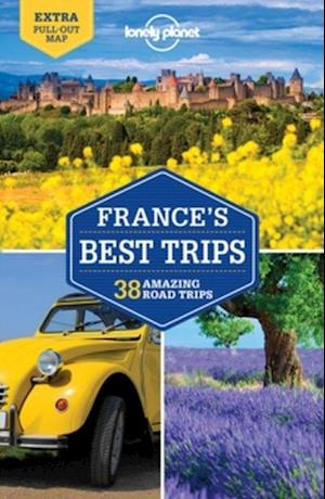 Bog, paperback Lonely Planet France's Best Trips af Lonely Planet