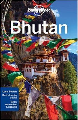 Bog, paperback Lonely Planet Bhutan af Lonely Planet