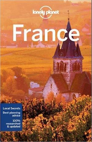 Bog, paperback Lonely Planet France af Lonely Planet