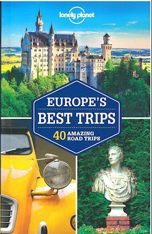 Bog, paperback Europe's Best Trips 1 af Lonely Planet