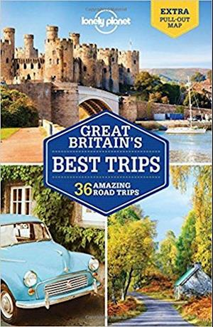 Bog, paperback Great Britain's Best Trips 1 af Lonely Planet