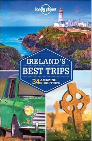 Bog, paperback Ireland's Best Trips 2 af Lonely Planet