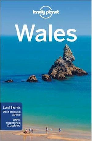 Bog, paperback Lonely Planet Wales af Lonely Planet