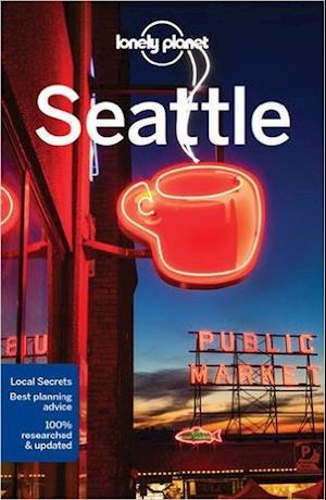Bog, paperback Lonely Planet Seattle af Lonely Planet
