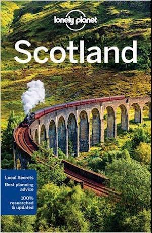 Bog, paperback Lonely Planet Scotland af Lonely Planet