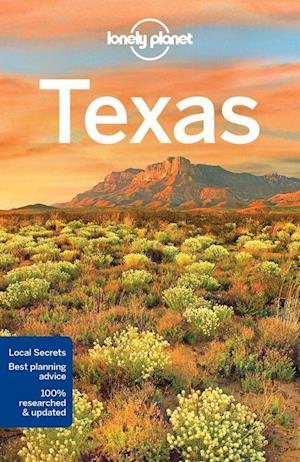 Texas, Lonely Planet (5th ed. Feb. 18)