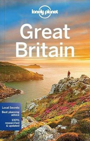 Bog, paperback Lonely Planet Great Britain af Lonely Planet