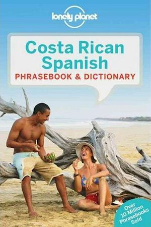 Bog, paperback Lonely Planet Costa Rican Spanish Phrasebook & Dictionary af Lonely Planet