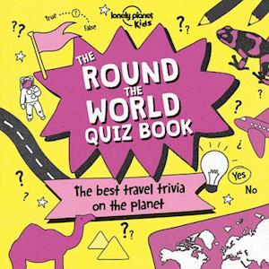 Bog, paperback The Round the World Quiz Book af Lonely Planet