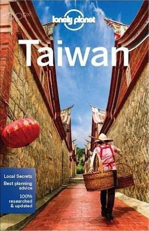 Bog, paperback Lonely Planet Taiwan af Lonely Planet