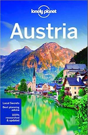 Bog, paperback Lonely Planet Austria af Lonely Planet