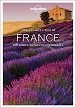Best of France, Lonely Planet (1st ed. May 17) (Lonely Planet Best of ..)