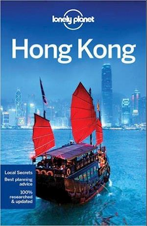 Bog, paperback Lonely Planet Hong Kong af Lonely Planet