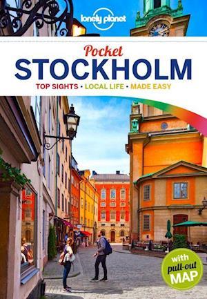 Bog, paperback Lonely Planet Pocket Stockholm af Lonely Planet Publications