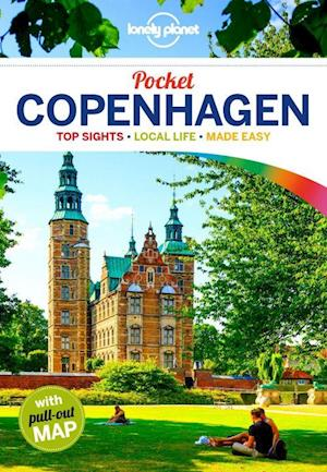 Bog, hæftet Copenhagen Pocket, Lonely Planet (4th ed. Apr. 18) af Lonely Planet