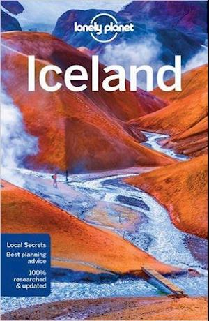 Bog, hæftet Iceland, Lonely Planet (10th ed. May 17) af Lonely Planet