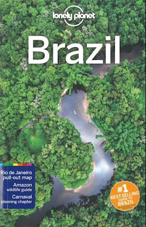 Brazil, Lonely Planet (11th ed. June 19)