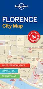 Lonely Planet Florence City Map (LONELY PLANET CITY MAPS)