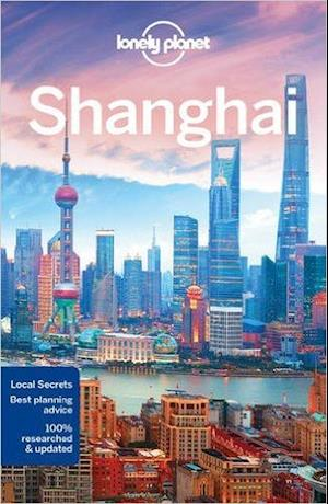 Bog, paperback Lonely Planet Shanghai af Lonely Planet