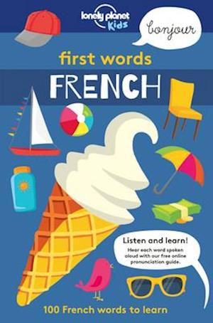Bog, paperback Lonely Planet First Words - French af Lonely Planet Kids