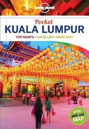 Bog, paperback Lonely Planet Pocket Kuala Lumpur af Lonely Planet