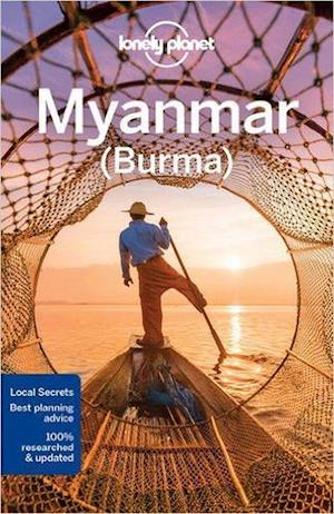 Bog, paperback Lonely Planet Myanmar (Burma) af Lonely Planet