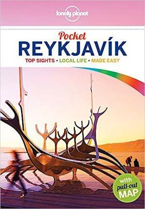 Bog, paperback Lonely Planet Pocket Reykjavik af Lonely Planet