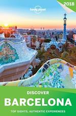 Lonely Planet Discover 2018 Barcelona