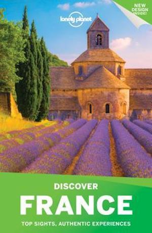 Bog, paperback Lonely Planet Discover France af Lonely Planet Publications
