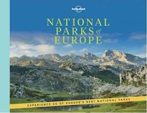 Bog, hardback National Parks of Europe af Lonely Planet