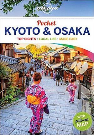 Bog, paperback Pocket Kyoto & Osaka af Lonely Planet