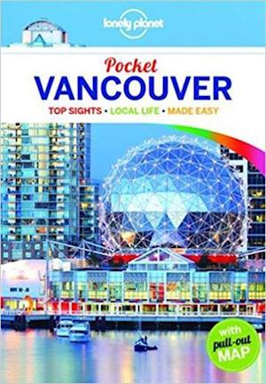 Bog, paperback Lonely Planet Pocket Vancouver af Lonely Planet Publications