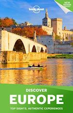 Lonely Planet Discover Europe (Lonely Planet Discover Europe)