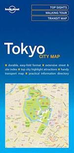 Tokyo City Map (Travel Guide)