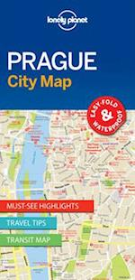 Lonely Planet City Map Prague (LONELY PLANET CITY MAPS)