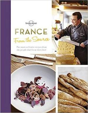 Bog, hardback Lonely Planet from the Source France af Lonely Planet Food
