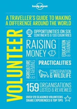 Bog, paperback Volunteer af Lonely Planet