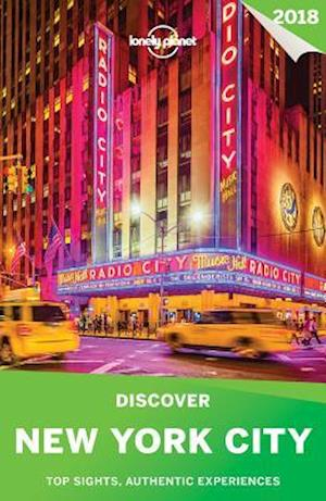Bog paperback Lonely Planet Discover 2018 New York City af Lonely Planet Publications