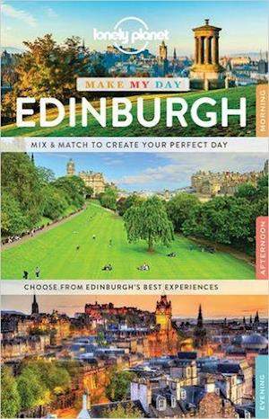 Bog, spiralryg Lonely Planet Make My Day Edinburgh af Lonely Planet