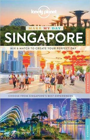 Bog, spiralryg Lonely Planet Make My Day Singapore af Lonely Planet