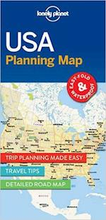 USA Planning Map (Travel Guide)