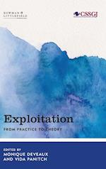 Exploitation (Studies in Social and Global Justice)