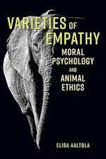 Varieties of Empathy