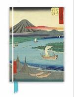 Hiroshige: Mount Fuji (Foiled Journal) (Flame Tree Notebooks)