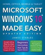 Windows 10 Made Easy (Made Easy)