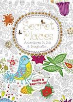 Secret Places (Colouring Pocket)