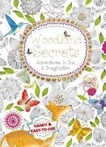 Woodland Secrets (Colouring Pocket)